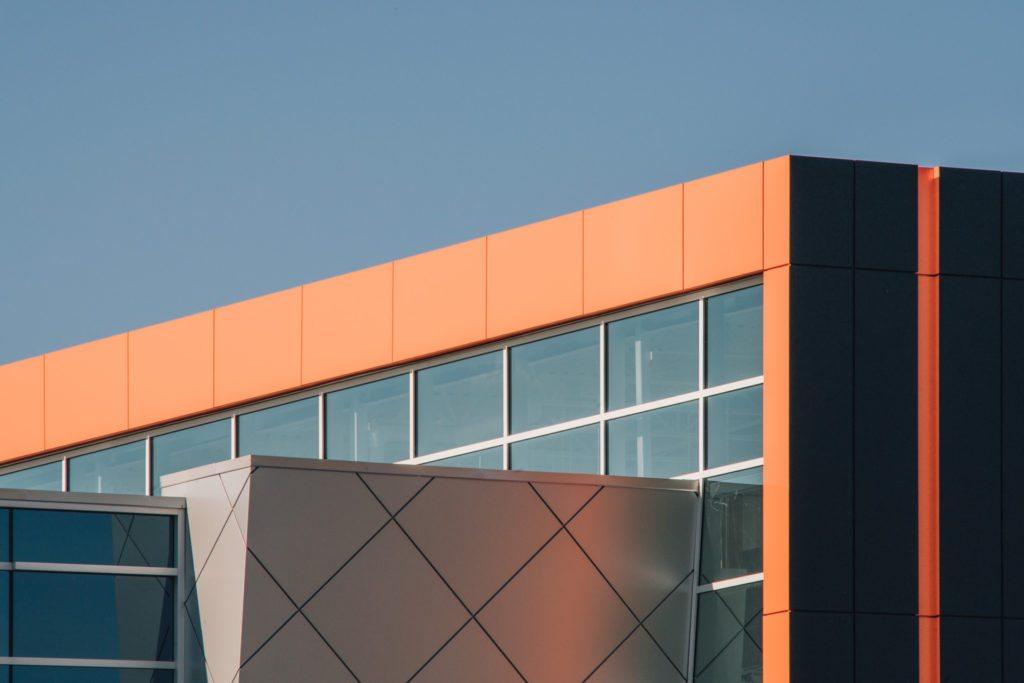 Modern Office Exteriors