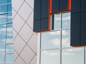 Vivid Metallic Aluminum Composite Panel