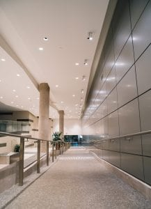 composite panel interior