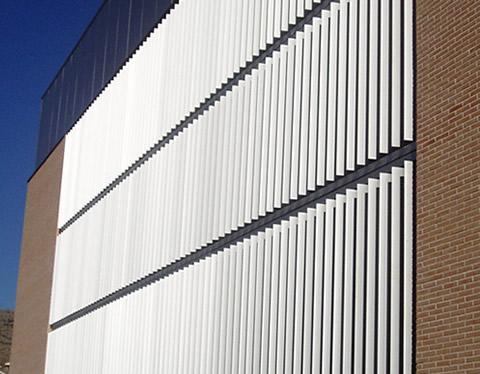 Architectural Metal Louvers Imark Architectural Metals