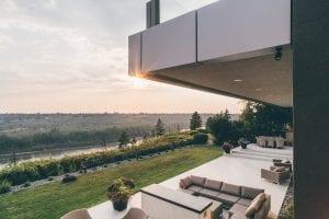 acm panel luxury residential