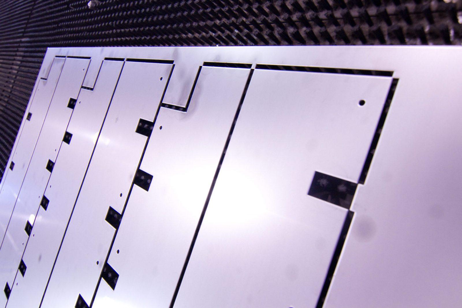 Stainless Steel Liner Z Bar