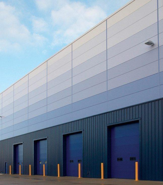 Insulated roof wall metal panels edmonton imark