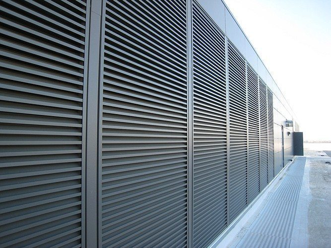 Equipment Ventilation Louver