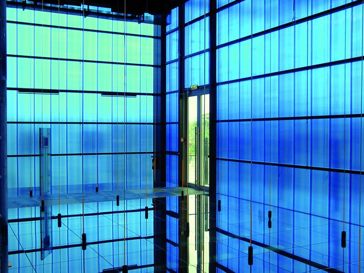 Translucent Exterior Wall Panels Imark Architectural Metals