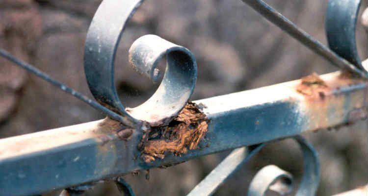 Metal vs Alberta's Harsh Climate: Rust and Corrosion
