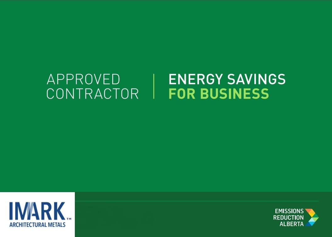 energy savings for business building envelope retrofit